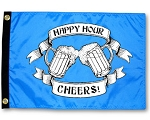 Happy Hour Cheers 12x18