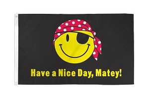Have A Nice Day Matey